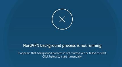 nordvpn-background-process-not-running-error